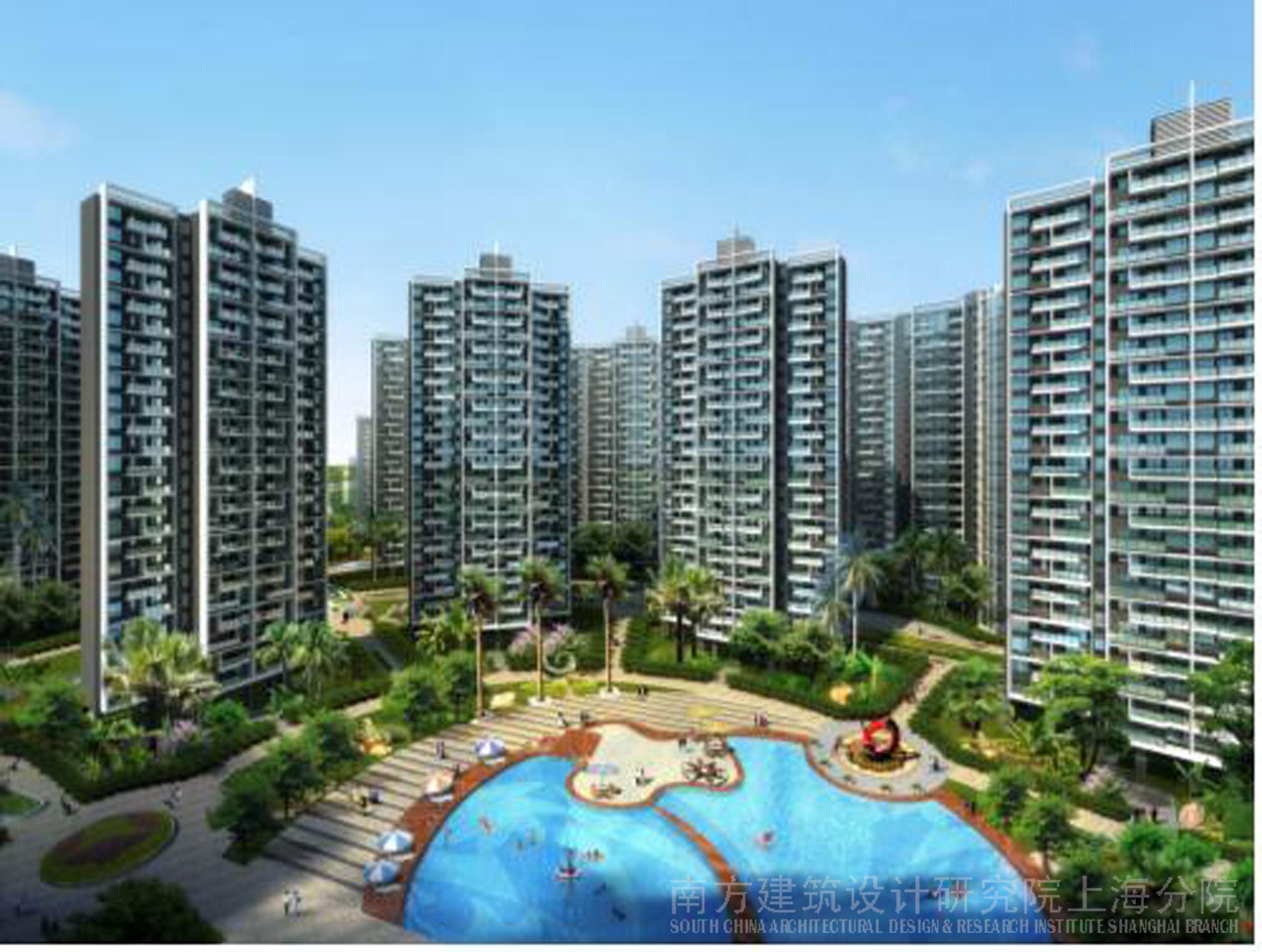 广州南方建筑设计研究院上海分院